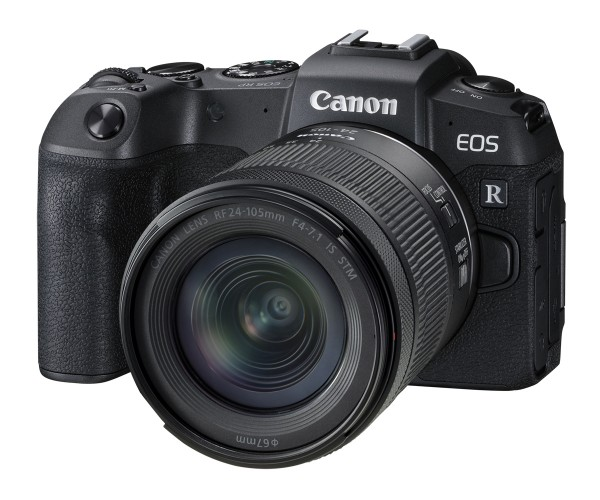 Canon EOS RP & RF 24-105 IS STM