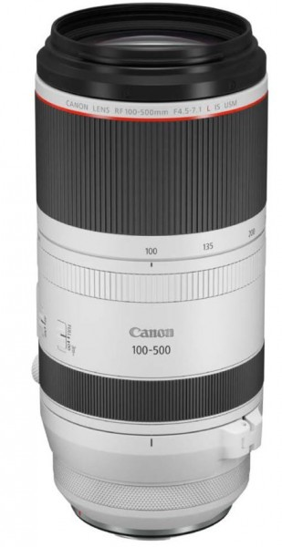 Canon RF 100-500/4,5-7,1 L IS USM
