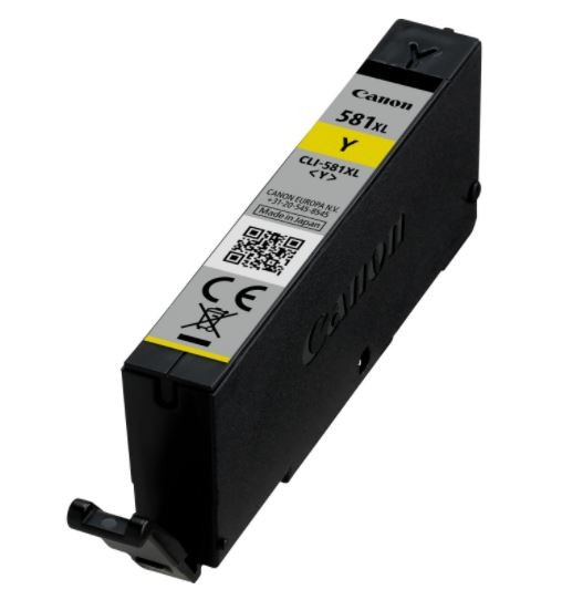 Canon CLI-581 XL yellow