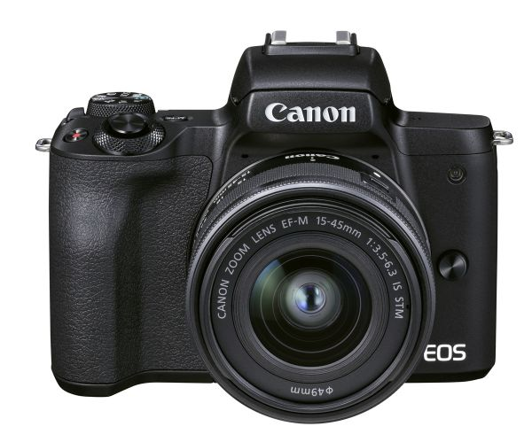 Canon EOS M 50 II & EF-M 15-45mm IS STM
