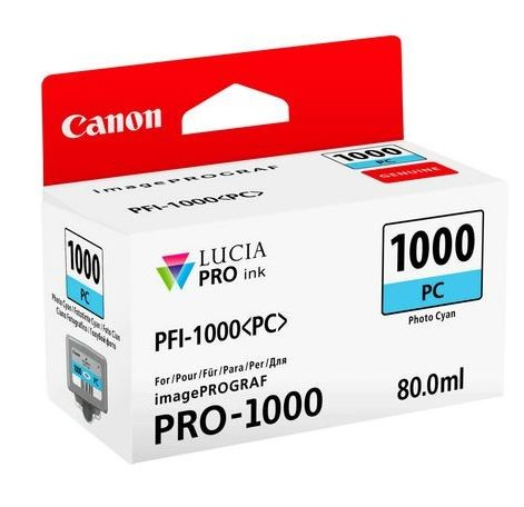 Canon PFI-1000 photo cyan 80ml
